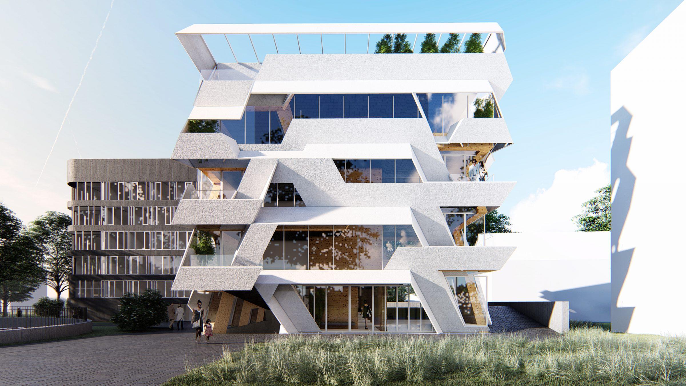 PART Architects   Shift Lofts